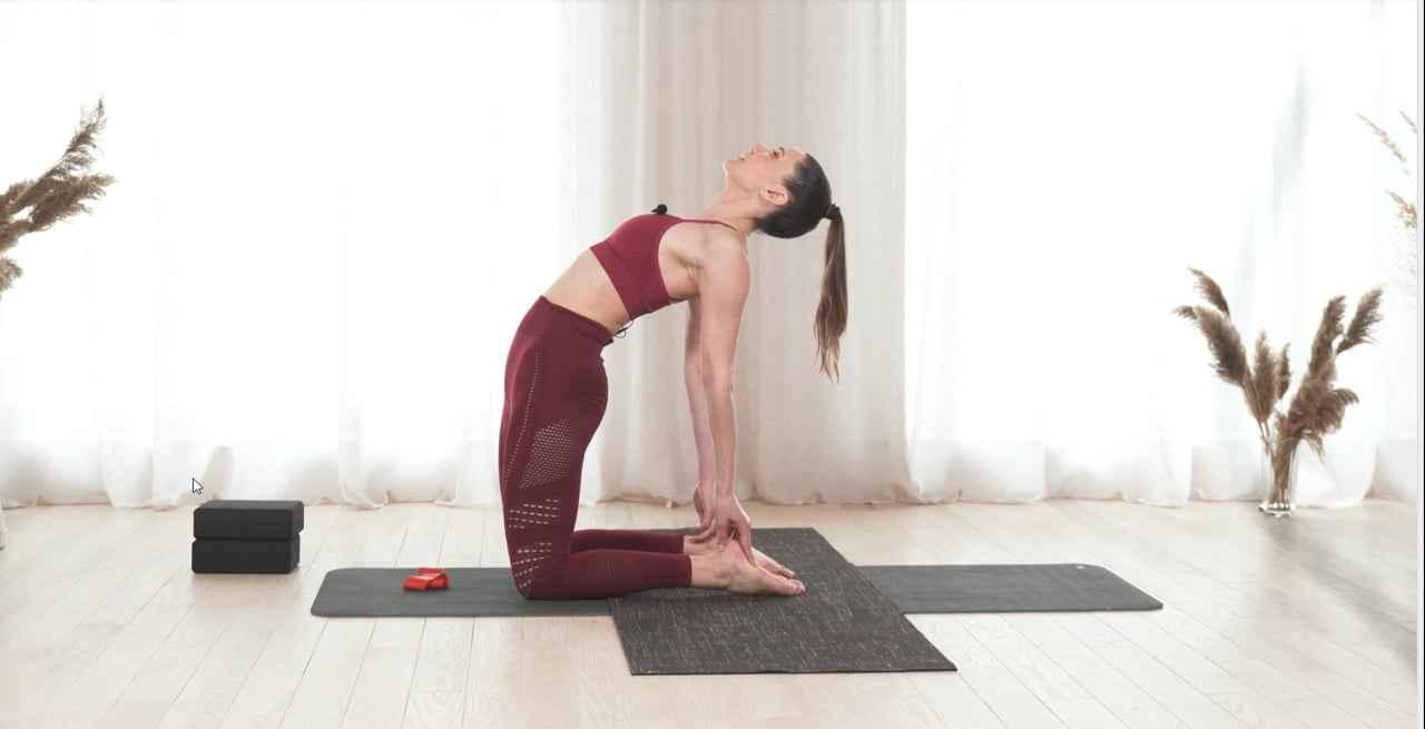 Занятие на максимальное вовлечение в работу ягодичных мышц
