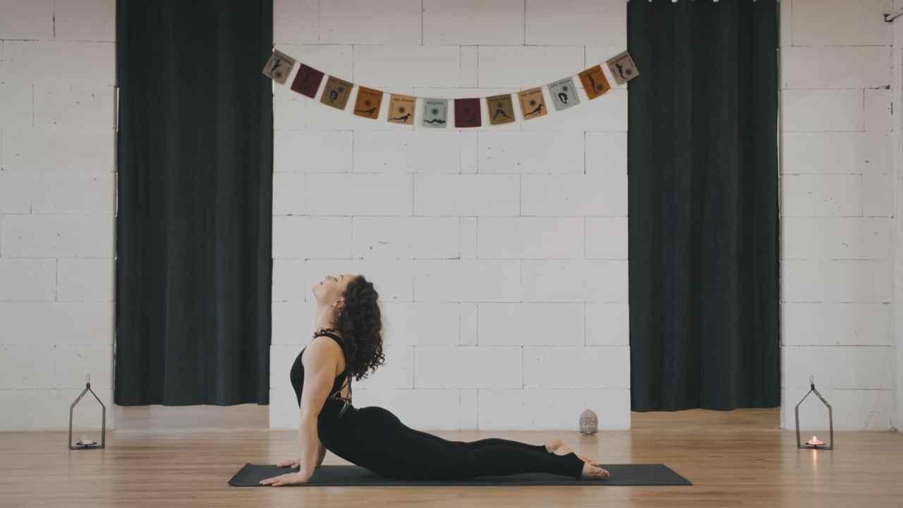 Функциональное и сильное тело: спина + прогибы