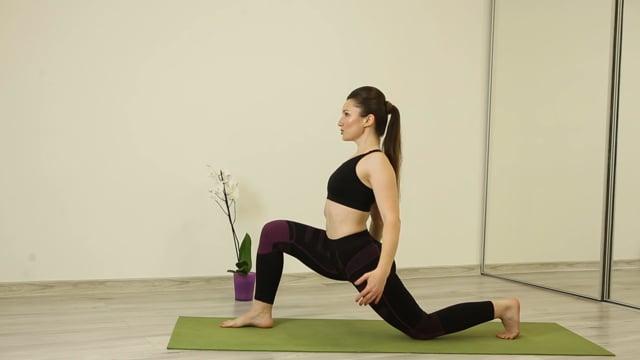 Динамическая и силовая практика для формирования красивого тела