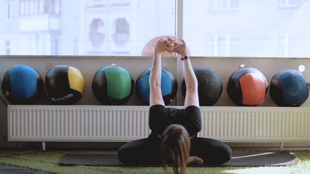 Сидячий образ жизни - избавляемся дискомфорта в грудном и поясничном отделах
